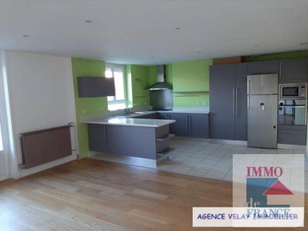Achat appartement 4pièces 100m² - Le Puy-en-Velay