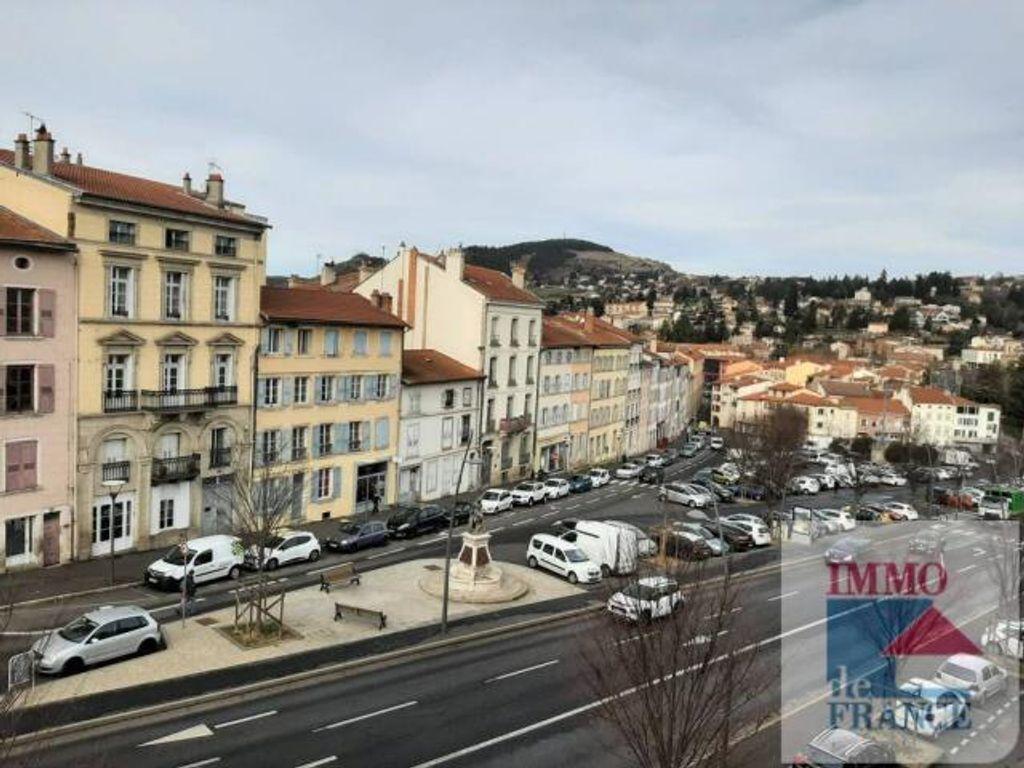 Achat appartement 4pièces 130m² - Le Puy-en-Velay