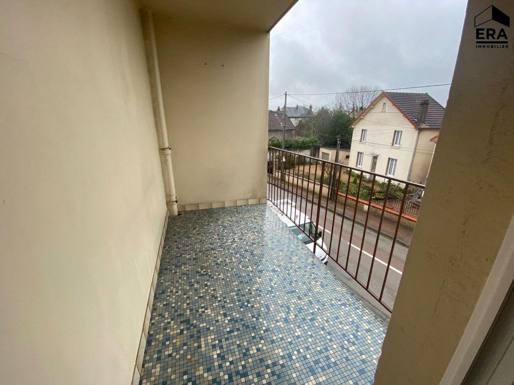 Achat appartement 3pièces 50m² - Nevers