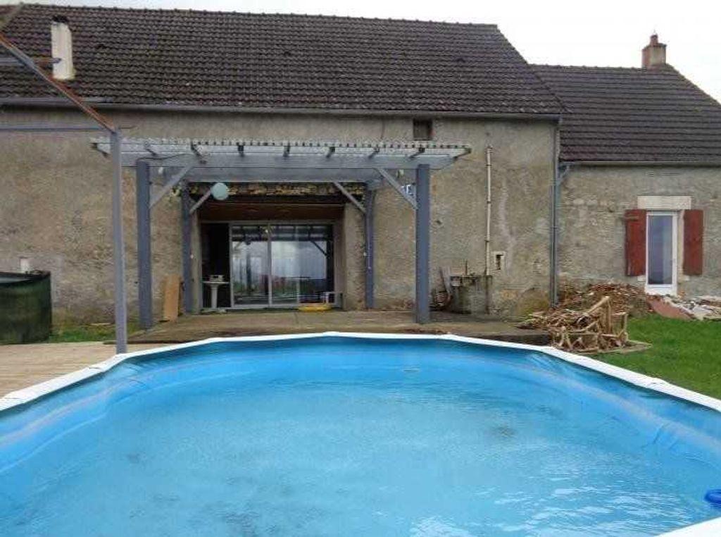 Achat maison 5chambres 140m² - Bussy-la-Pesle