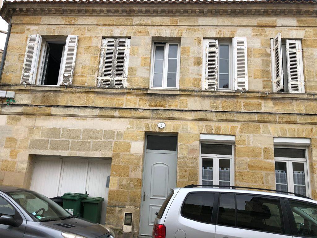Achat maison 2chambres 91m² - Bordeaux