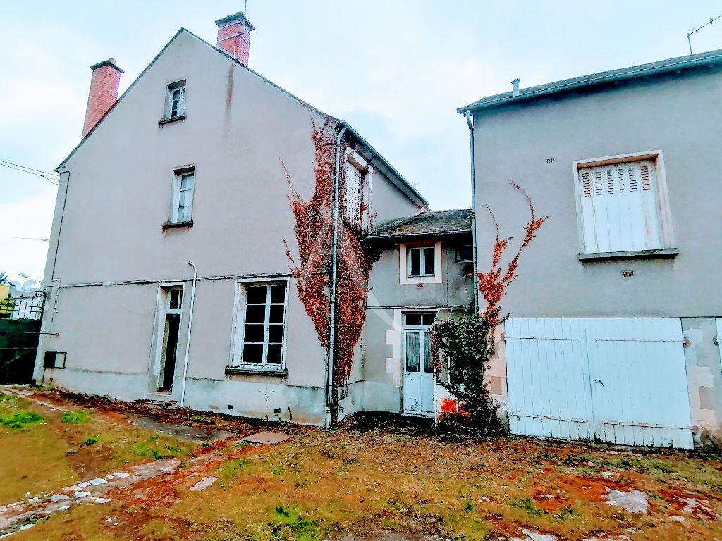 Achat maison 3chambres 140m² - Fourchambault