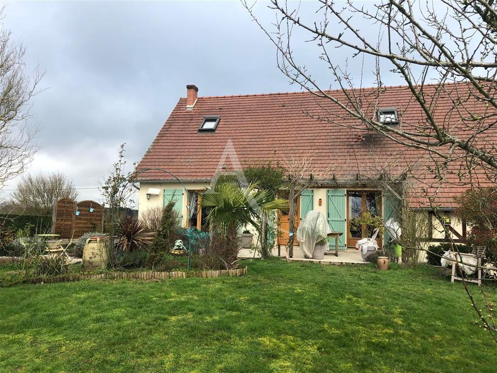 Achat maison 4chambres 160m² - Sougy-sur-Loire