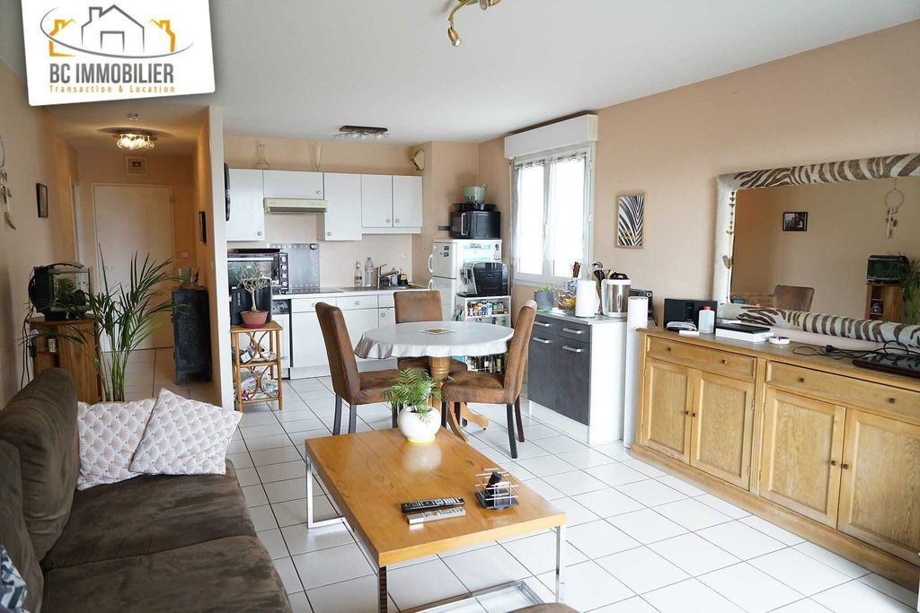 Achat appartement 2pièces 55m² - Thoiry