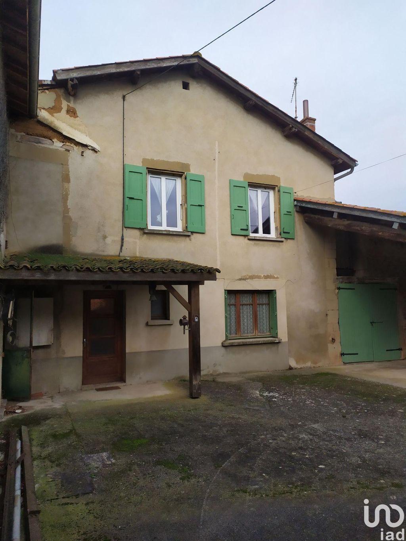 Achat maison 3chambres 102m² - Bourg-de-Péage