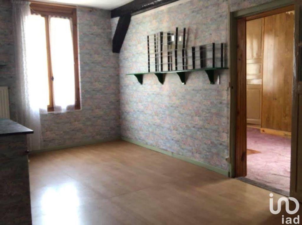 Achat maison 3chambres 79m² - Villeneuve-sur-Yonne