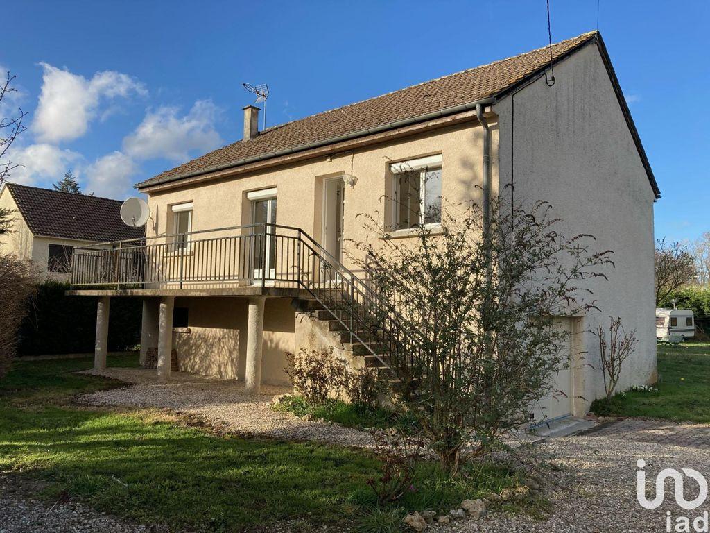 Achat maison 2chambres 74m² - Champs-sur-Yonne