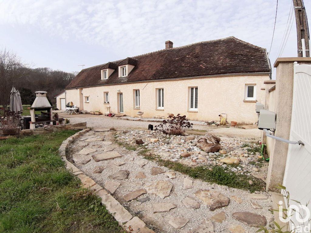 Achat maison 4chambres 150m² - Thorigny-sur-Oreuse