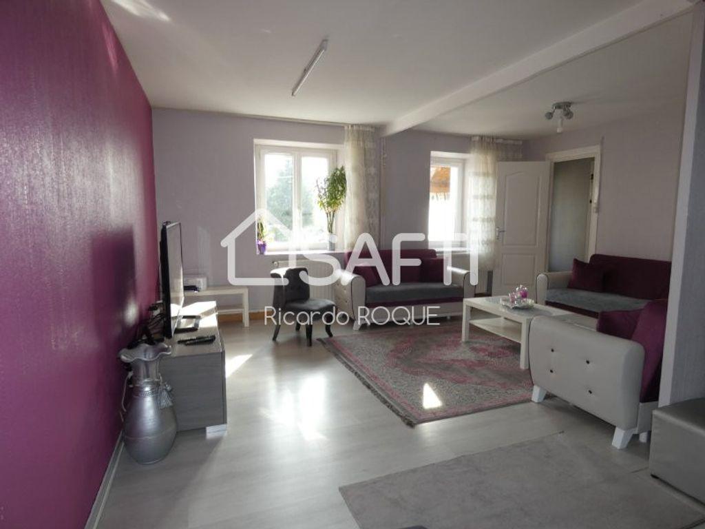 Achat maison 4chambres 130m² - Sainte-Sigolène