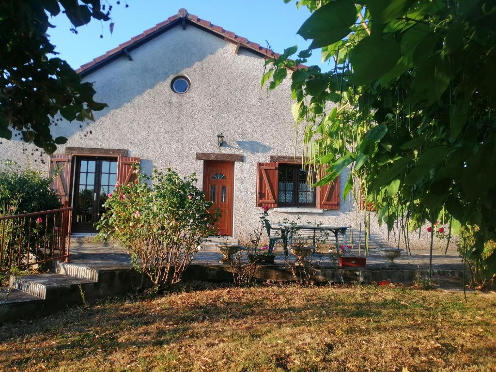Achat maison 4chambres 195m² - Anlezy