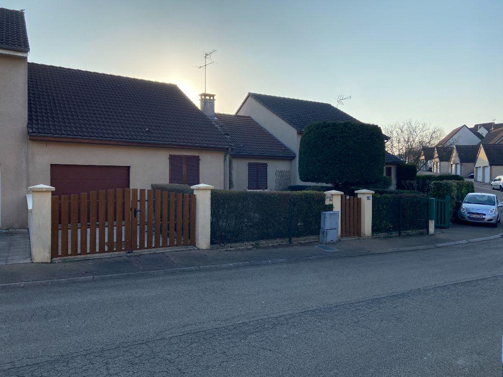Achat maison 3chambres 88m² - Auxerre