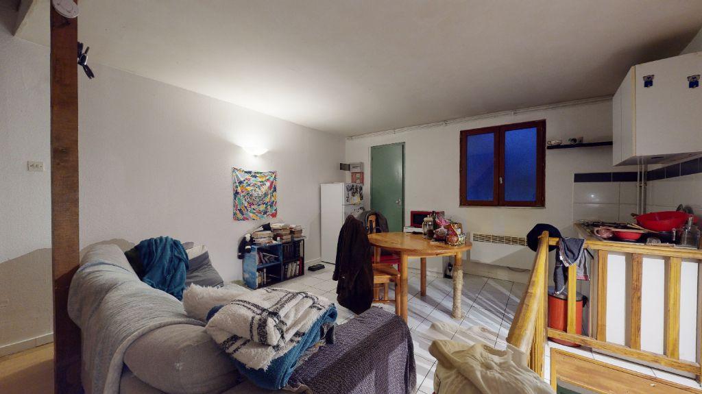 Achat duplex 2pièces 40m² - Besançon
