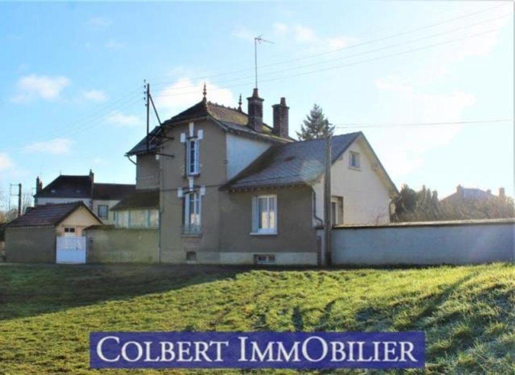 Achat maison 5chambres 120m² - Brienon-sur-Armançon