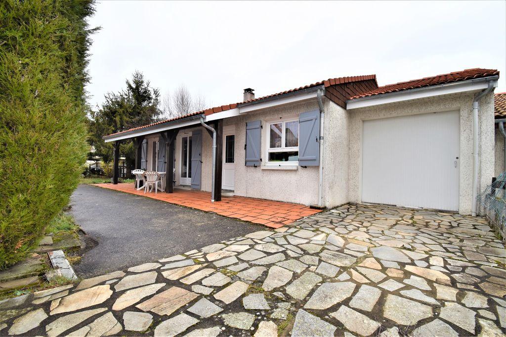 Achat maison 4chambres 100m² - Aurillac