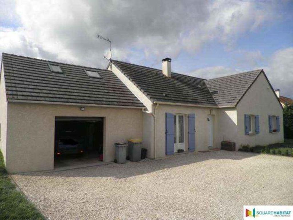 Achat maison 3chambres 113m² - Saint-Loup-d'Ordon