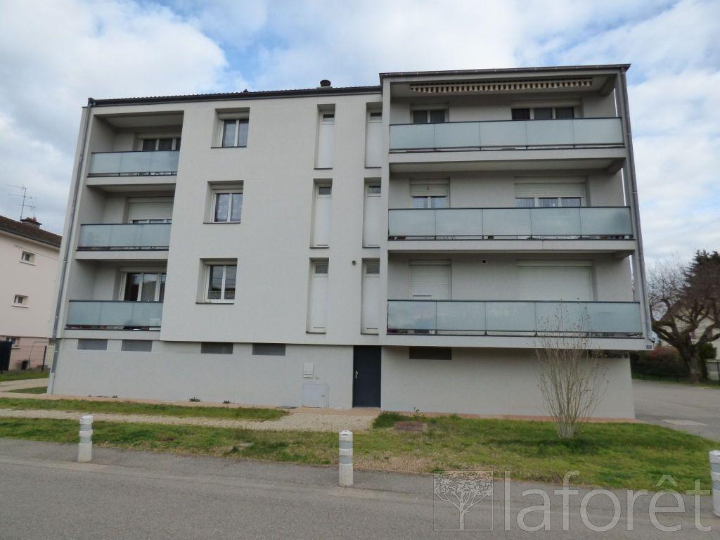 Achat appartement 3pièces 65m² - Bourg-en-Bresse