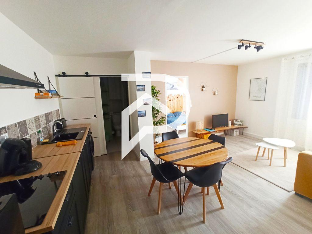Achat appartement 5pièces 84m² - Marseille 2ème arrondissement