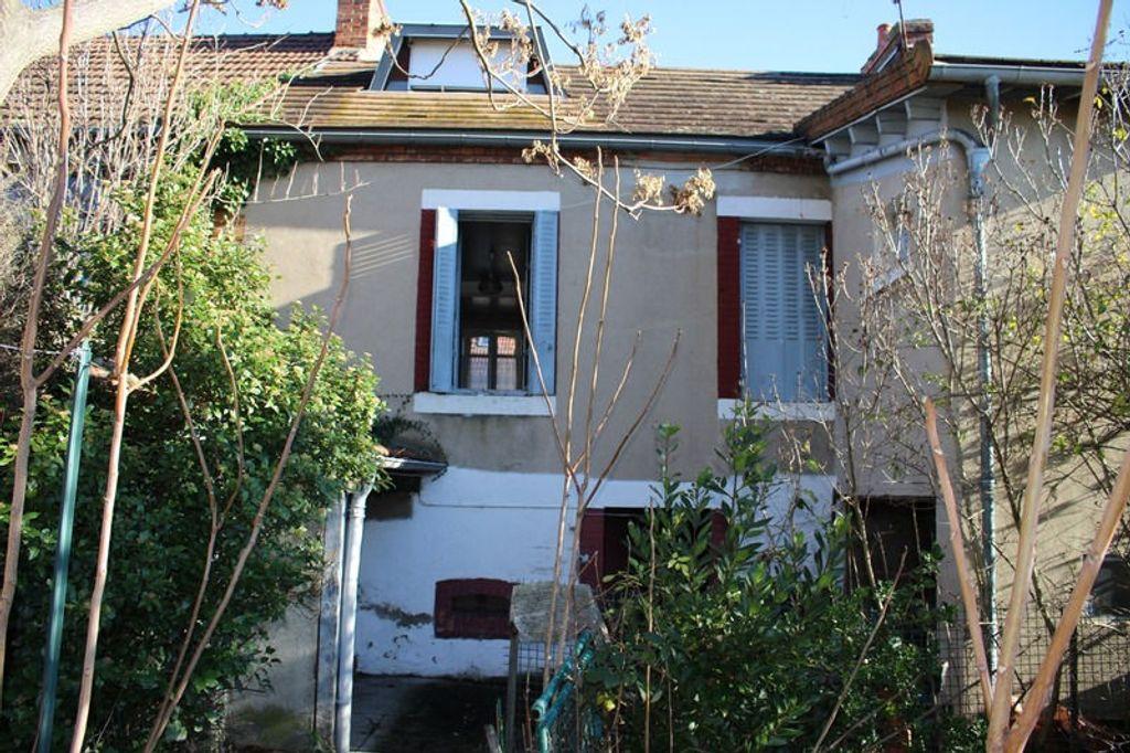 Achat maison 2chambres 74m² - Montluçon