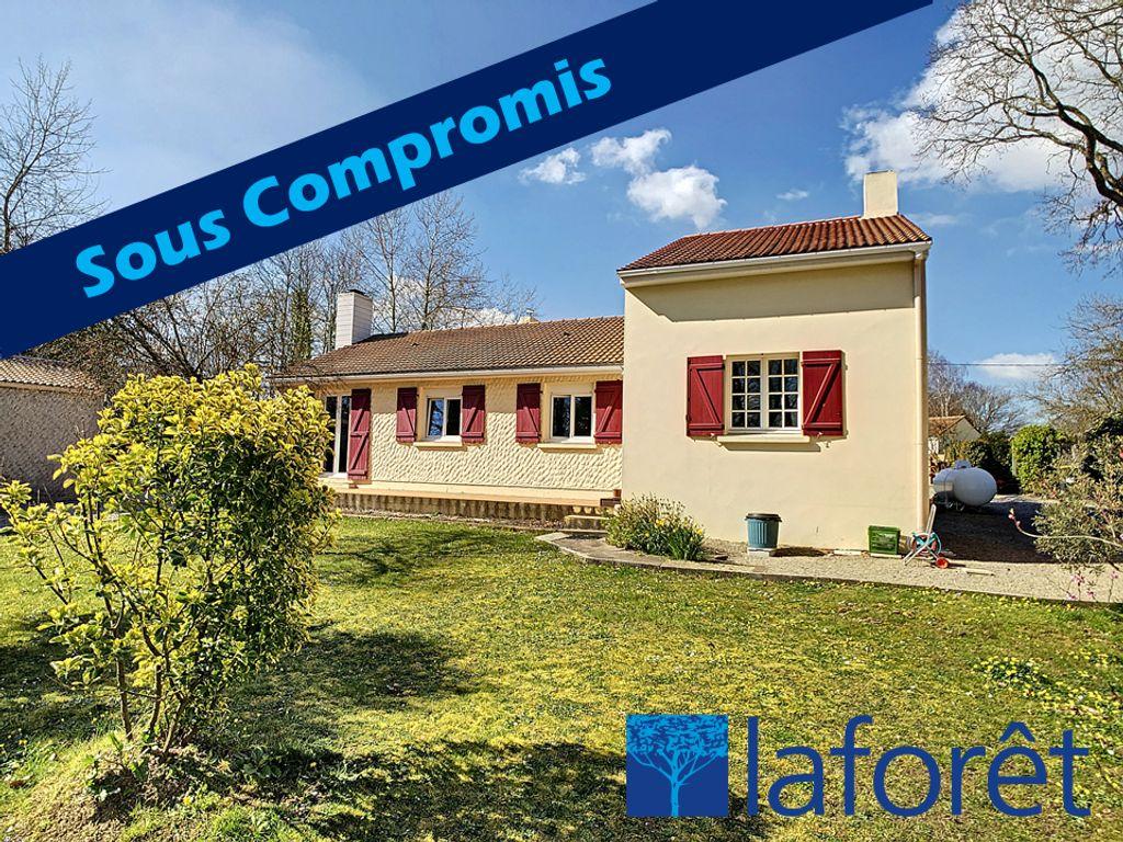 Achat maison 4chambres 138m² - Chaumes-en-Retz