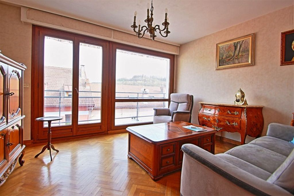 Achat appartement 3pièces 65m² - Bellegarde-sur-Valserine