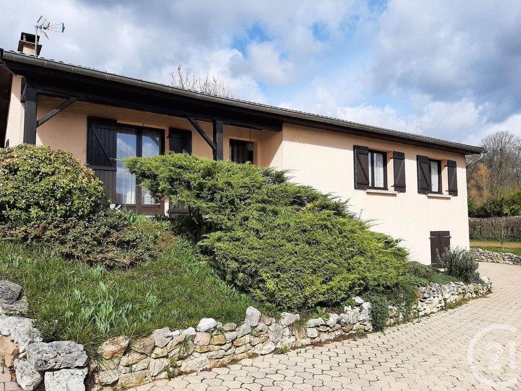 Achat maison 4chambres 85m² - Neuville-sur-Ain