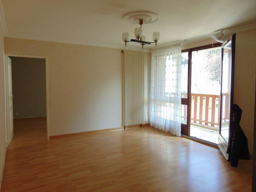 Achat appartement 2pièces 51m² - Thézillieu