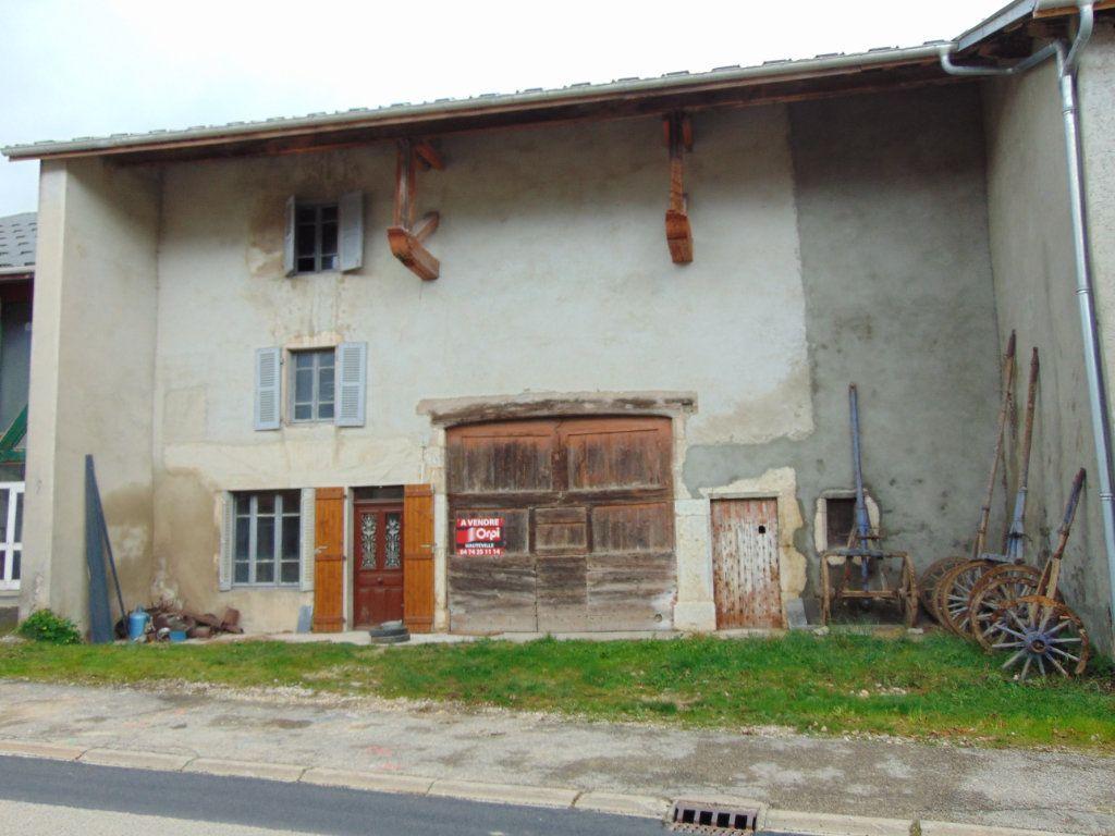 Achat maison 3chambres 120m² - Brénod