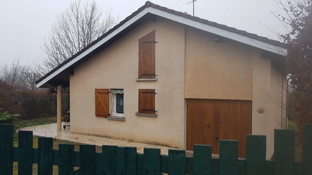 Achat maison 4chambres 110m² - Jasseron