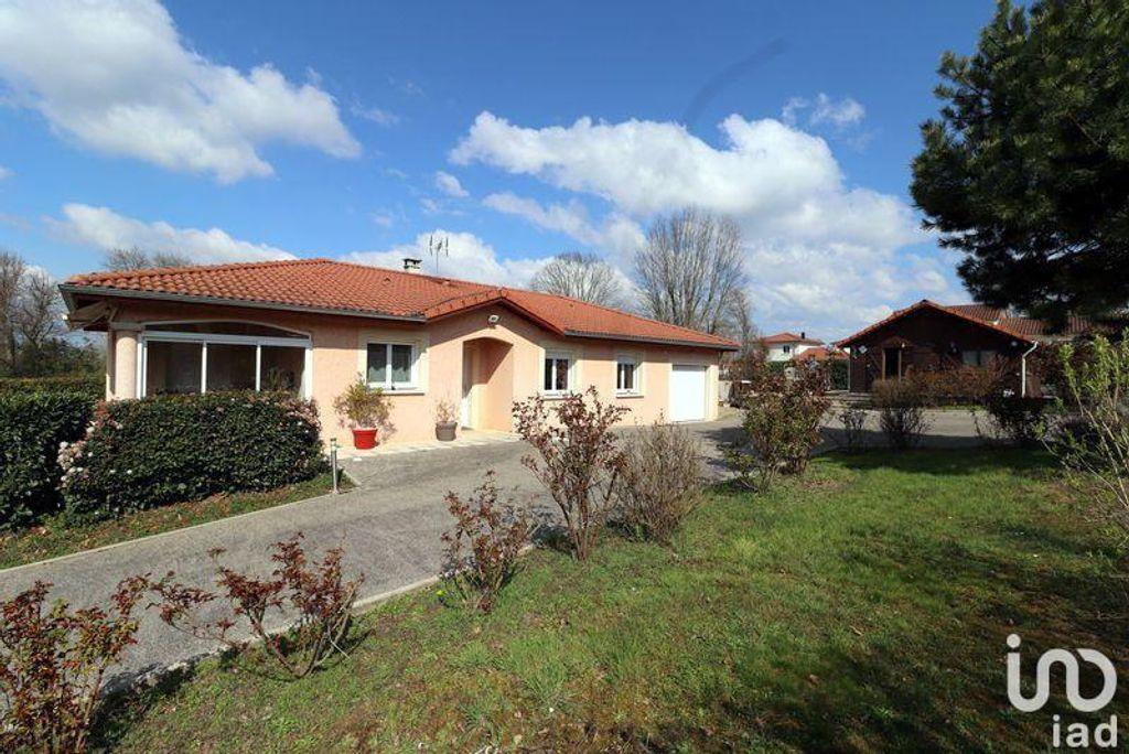 Achat maison 3chambres 92m² - Chanoz-Châtenay