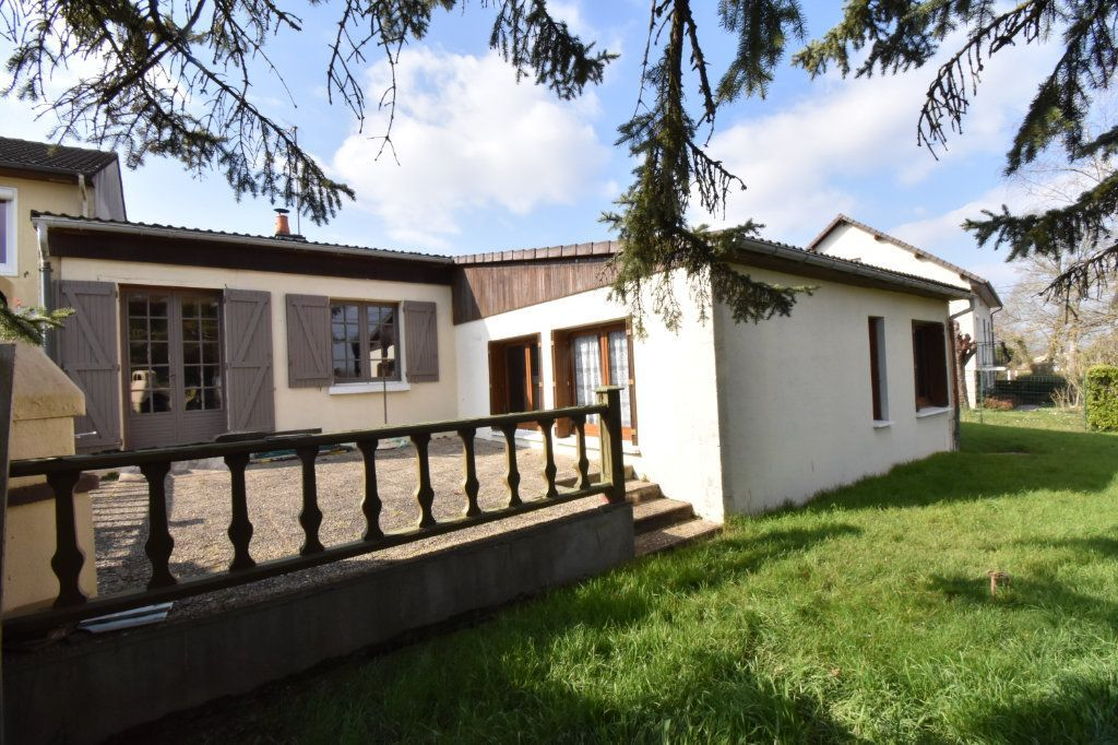Achat maison 3chambres 110m² - Donzy