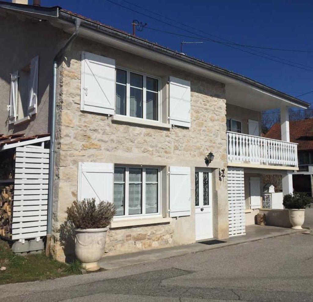 Achat maison 2chambres 121m² - Châtillon-en-Michaille