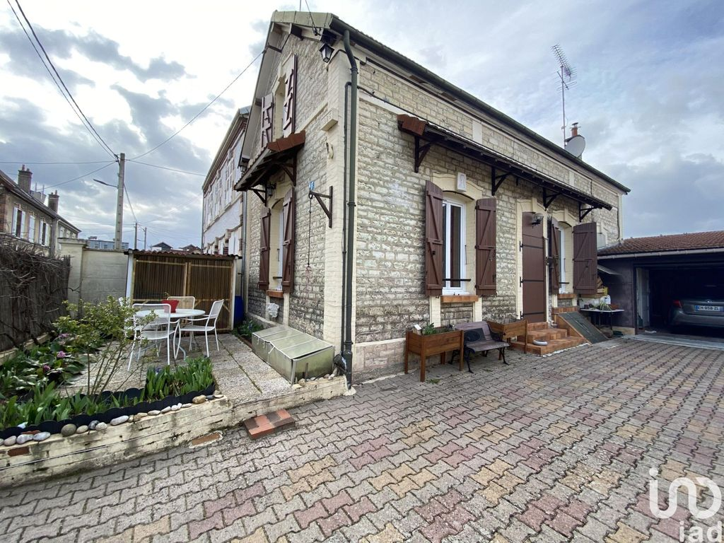 Achat maison 2 chambre(s) - Troyes