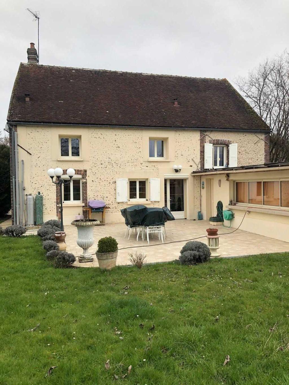 Achat maison 4chambres 186m² - Poilly-sur-Tholon