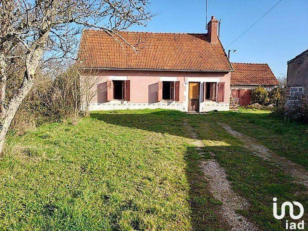 Achat maison 2chambres 100m² - Dornes