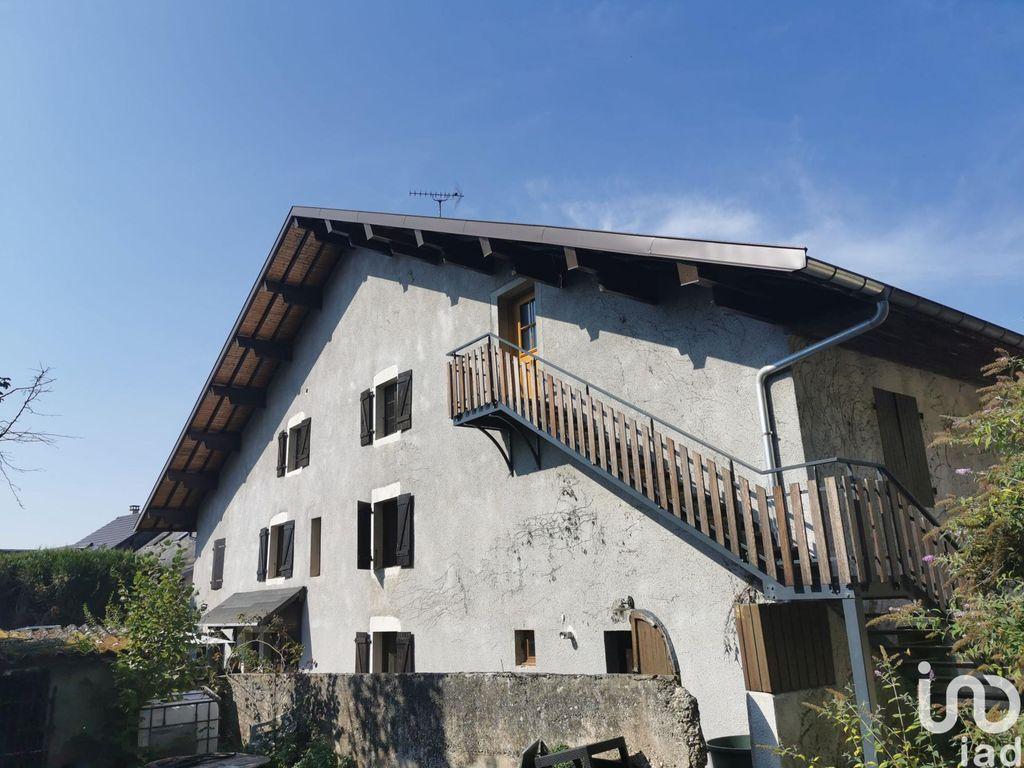 Achat maison 3chambres 135m² - Talissieu