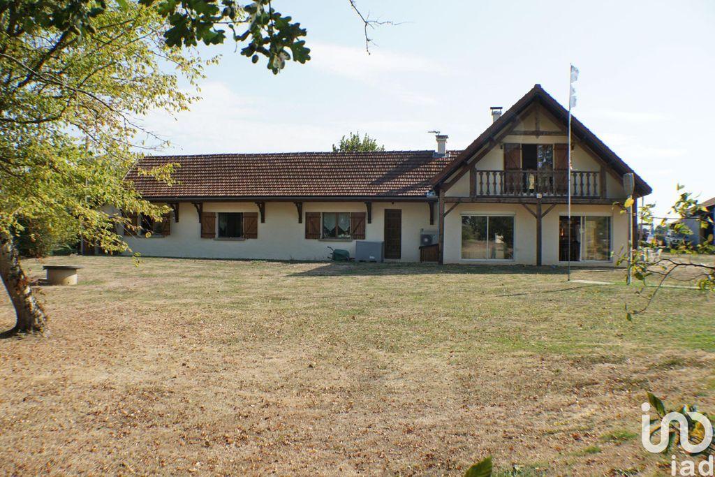 Achat maison 4chambres 189m² - La Nocle-Maulaix