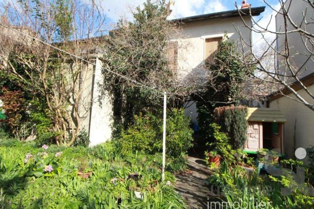 Achat maison 3chambres 88m² - Grenoble