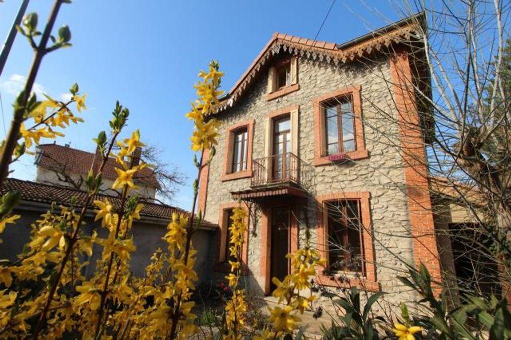 Achat maison 4chambres 96m² - Romans-sur-Isère