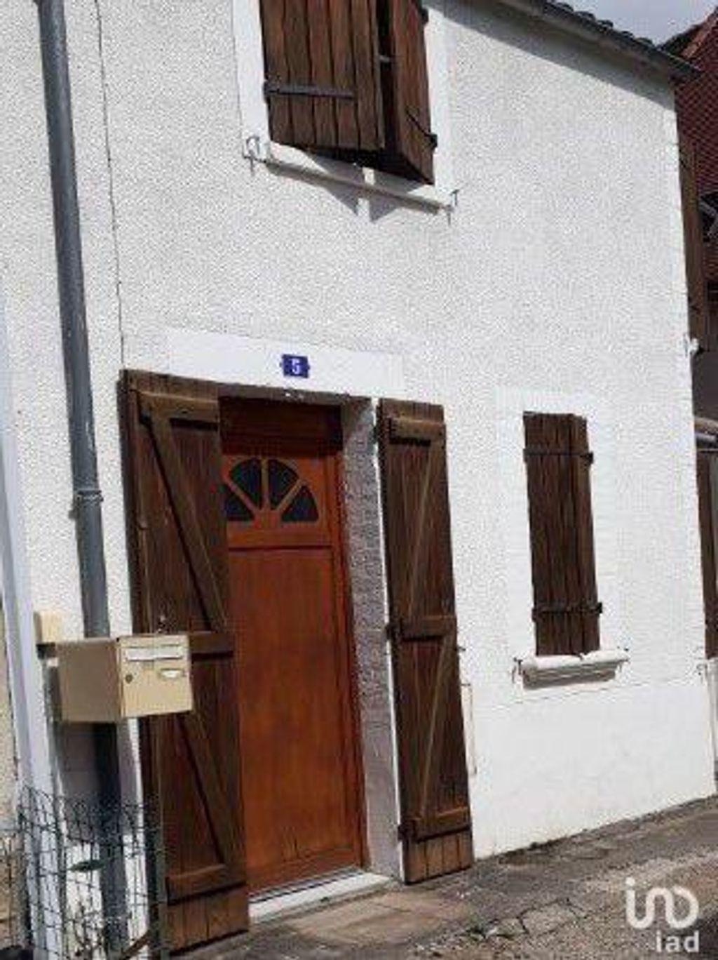 Achat maison 1chambre 38m² - Seignelay