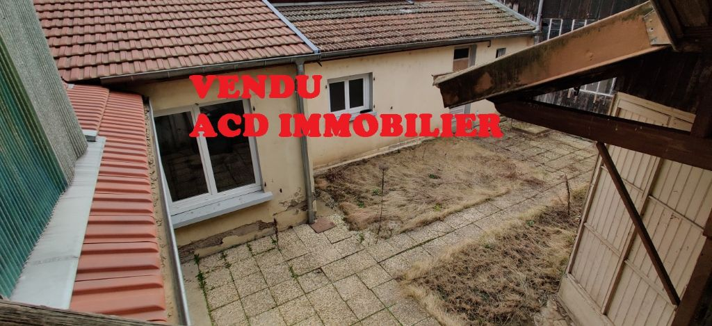 Achat maison 1chambre 29m² - Dijon