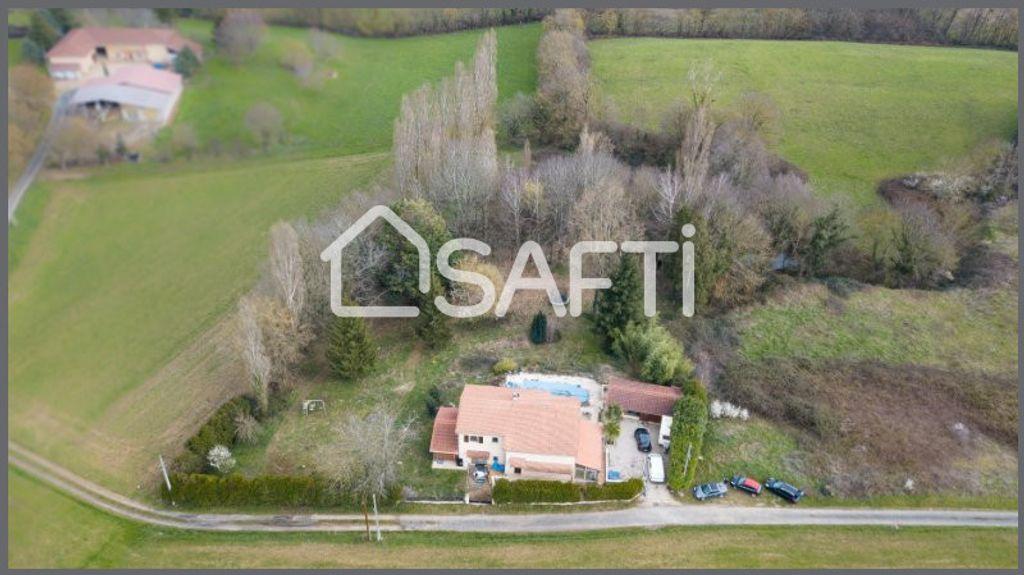 Achat maison 6chambres 234m² - Châtillon-sur-Chalaronne