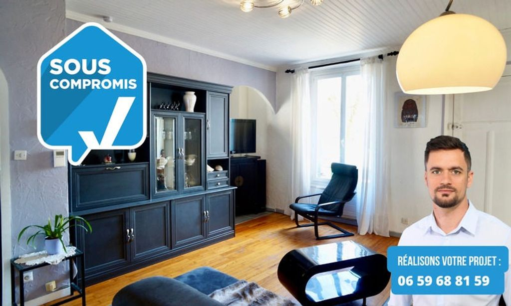 Achat appartement 4pièces 95m² - Saint-Maurice-de-Beynost