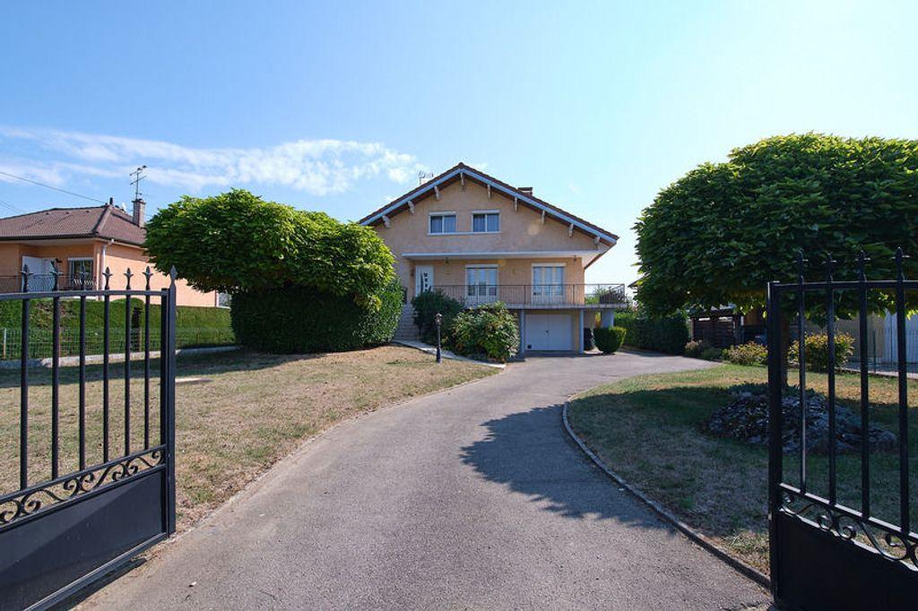 Achat maison 5chambres 190m² - Bourg-en-Bresse