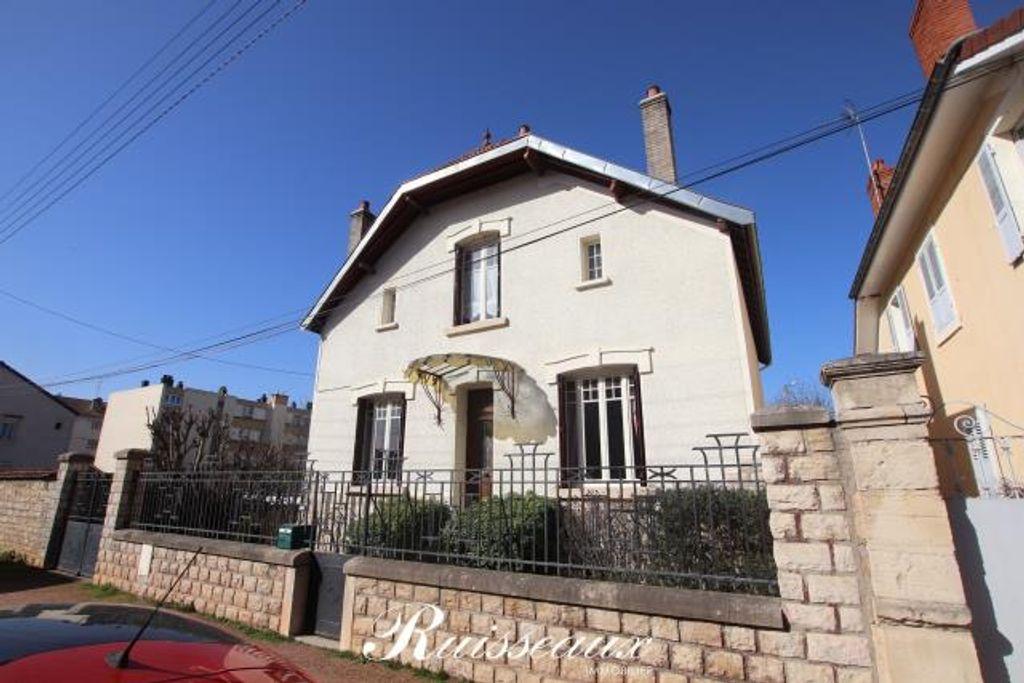 Achat maison 4chambres 138m² - Dijon