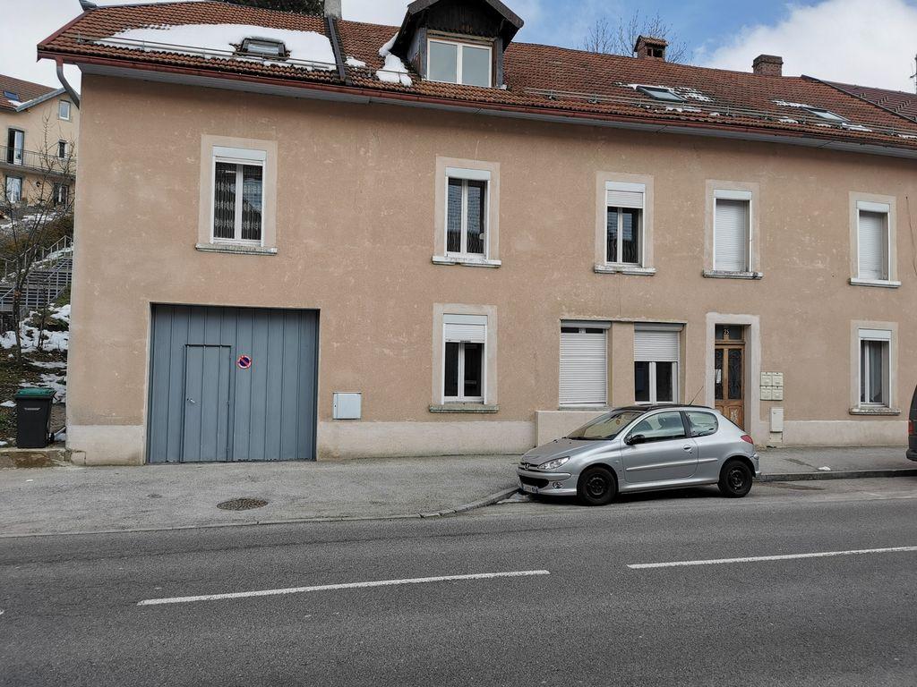Achat appartement 3pièces 66m² - Pontarlier