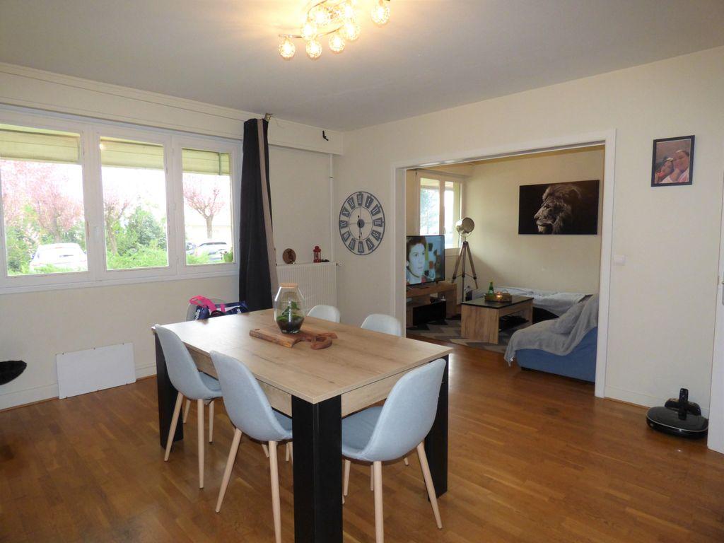 Achat appartement 4pièces 82m² - Montluçon