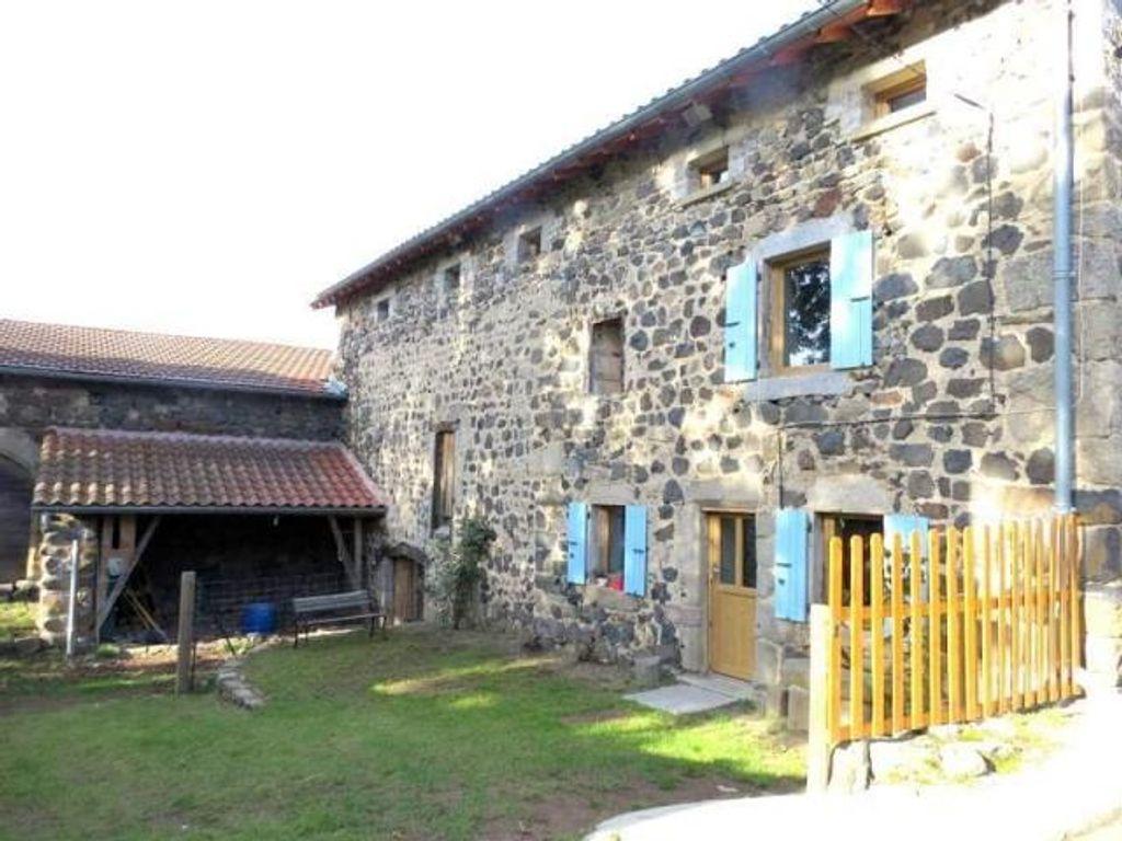 Achat maison 4chambres 130m² - Céaux-d'Allègre