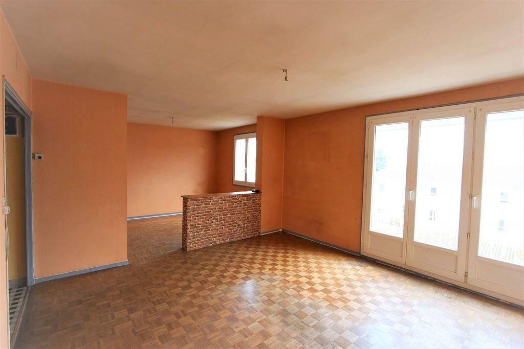 Achat appartement 5pièces 84m² - Nevers