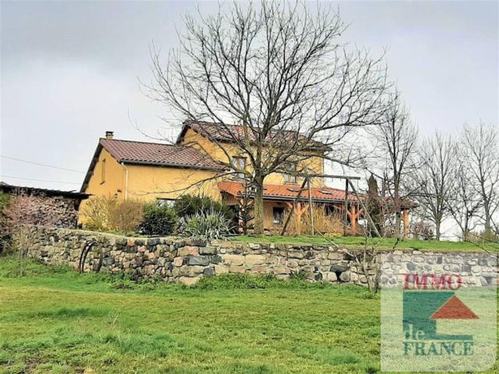 Achat maison 3chambres 170m² - Vorey