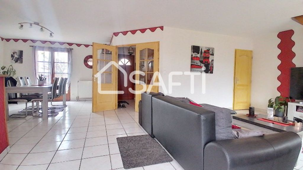 Achat maison 4chambres 175m² - Nevers